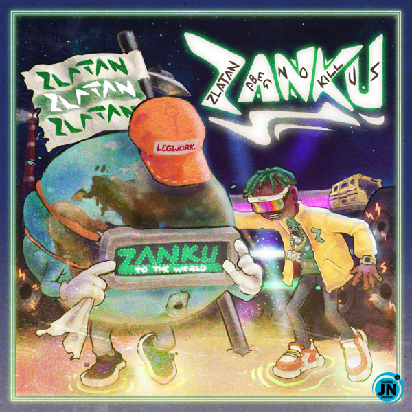 Zlatan - Super Power ft. Davido & Yonda